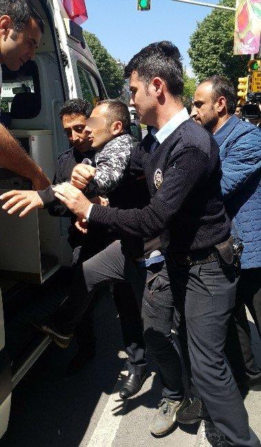 Beşiktaş'ta İbretlik Manzara