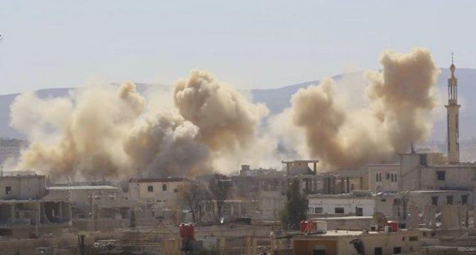 BM'den uyarı: Halep'te durum tam bir felaket