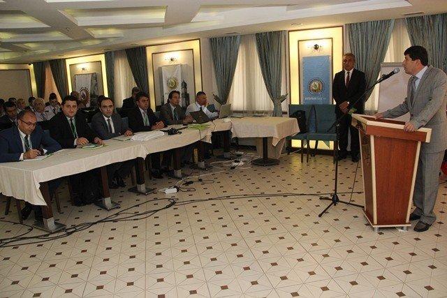 Adana'da Bölgesel Ebys Eğitimi