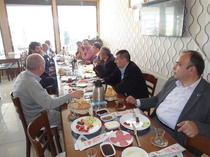 Bolvadin Kent Konseyi Başkanı Kayahan 2 Yıllık Görev Süresini Değerlendirdi