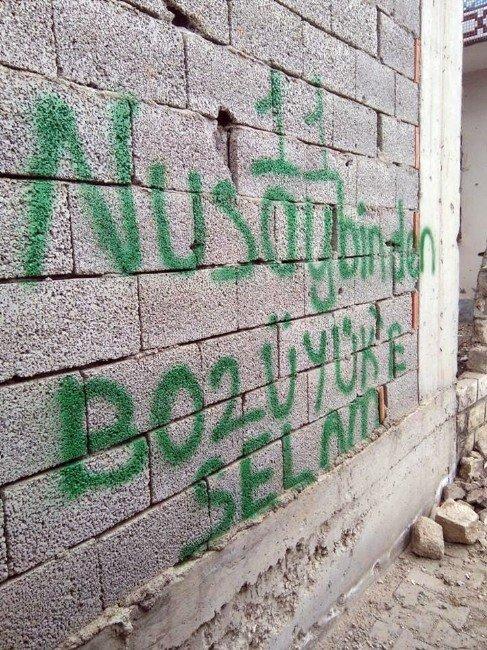 Nusaybin'de Görevli Asker Memleketine Selam Gönderdi