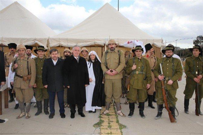 101 Kahraman Torunu Türkiye'ye Geliyor