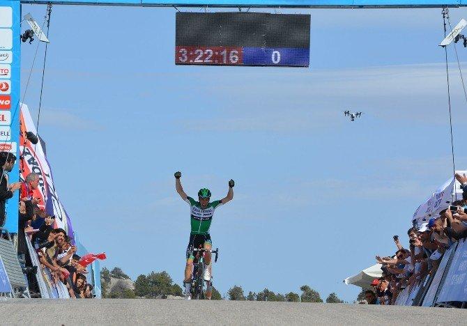 52. Cumhurbaşkanlığı Bisiklet Turu'nun 6. Ayağını Jaıme Garcıa Kazandı