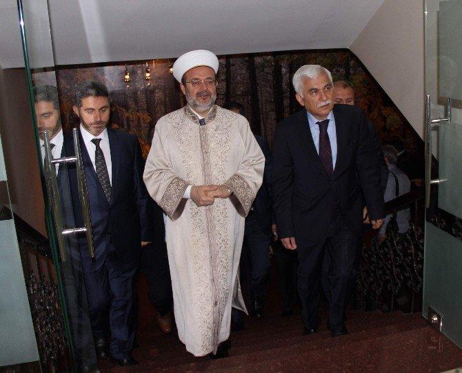 Görmez, AİHM'nin 'Cemevi' Kararını Değerlendirdi