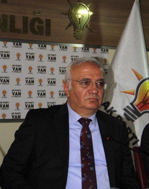 Bakan Elitaş'tan HDP'li Vekillere Uyarı: