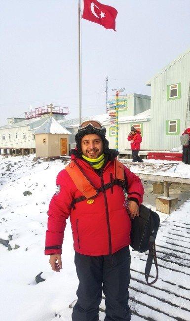 ERÜ'lü Bilim İnsanı Antarktika'daki Likenlerin İlaç Özelliğini Araştıracak