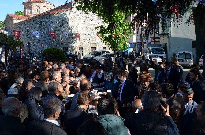 Kanuni Sultan Süleyman Doğumunun 521. Yıl Dönümünde Trabzon'da Anıldı