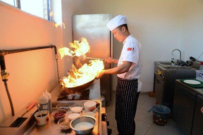 EXPO 2016 Antalya'da Çin Mutfağına Yoğun İlgi