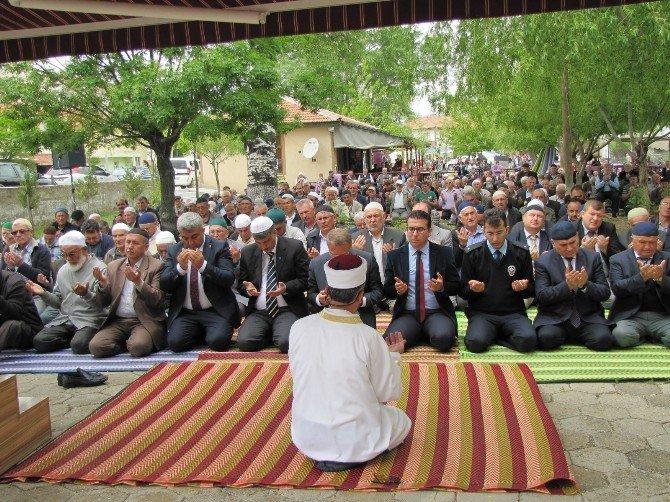 Hisarcık'ta Şükür Duası