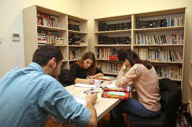 Buca'da E-kütüphane Dönemi Başladı