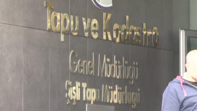 Şişli'de 300 milyon dolarlık 'imar' vurgunu