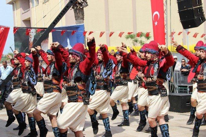 Urla'da Uluslararası Enginar Festivali Coşkusu