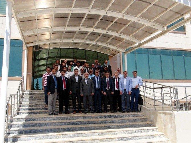 Kamu Üniversite Sanayi İş Birliği Geliştirme Toplantısı Düzenlendi