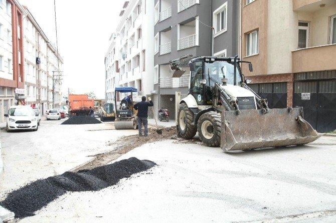 Başkan Kurt Alan Çalışmalarına Erenköy'de Devam Etti