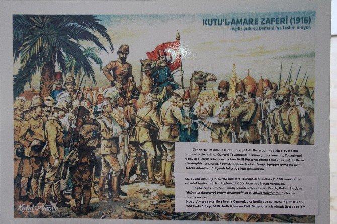 Kut'ül Amare Zaferinin 100. Yıldönümü Afa'da Kutlandı