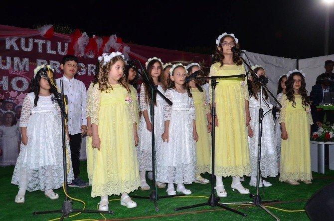 Lapseki'de Kutlu Doğum Haftası Etkinliği