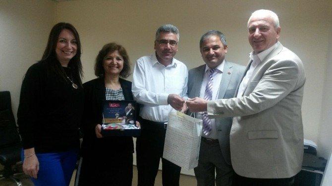 Komisyon Üyelerinden İzmir'de İnceleme