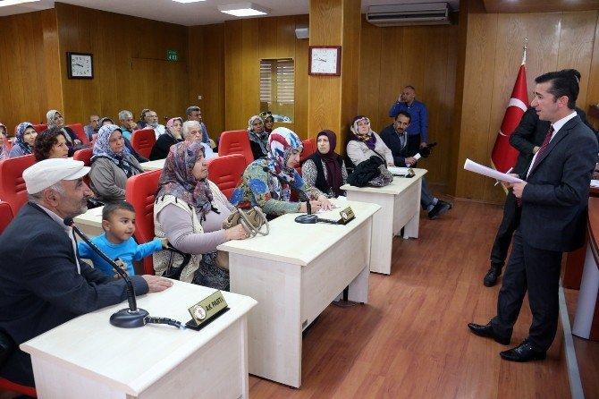 Merkezefendi Belediyesi'nden Bursa-çanakkale Gezisi