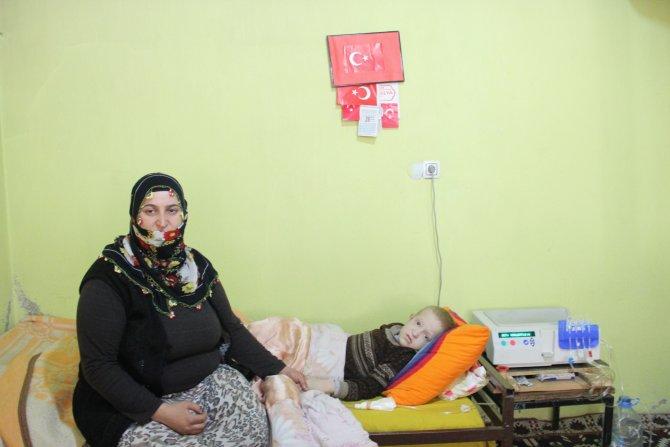 Sistinozis hastası küçük Serkan yardım bekliyor