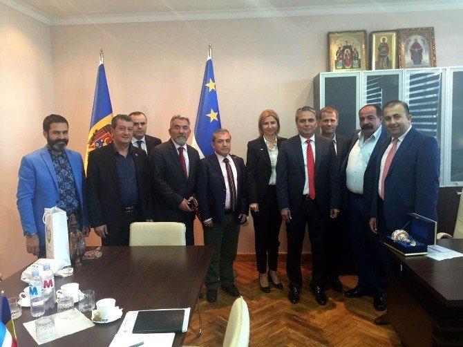 Başkan Uysal'dan Gagavuzlara Davet