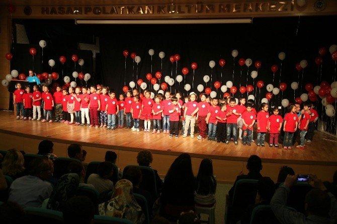 Odunpazarı Belediyesi 23 Nisan Kutlamalarına Devam Ediyor