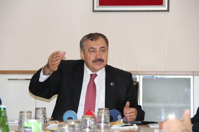 Bakan Eroğlu: Ben dahil herkesin dokunulmazlığı kaldırılacak