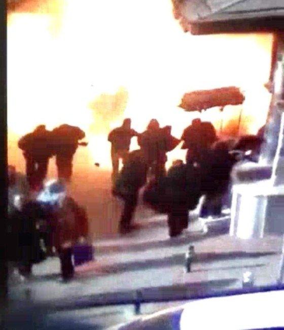 Bursa'daki Saldırıyla İlgili Yeni Görüntüler Ortaya Çıktı