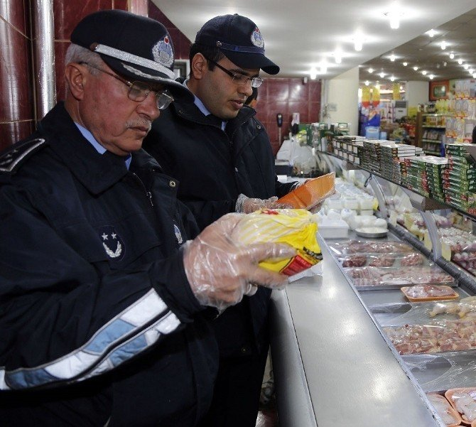 Şahinbey Belediyesi Zabıta Ekipleri Denetimlerini Sürdürüyor