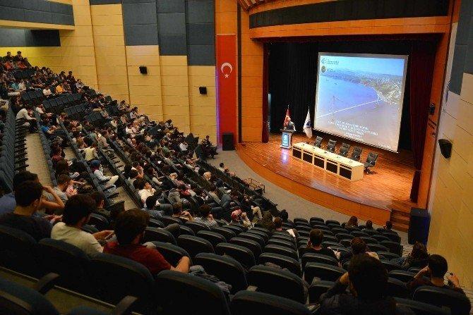 Sakarya Üniversitesi'nde İnşaat Mühendisliği Kariyer Günleri