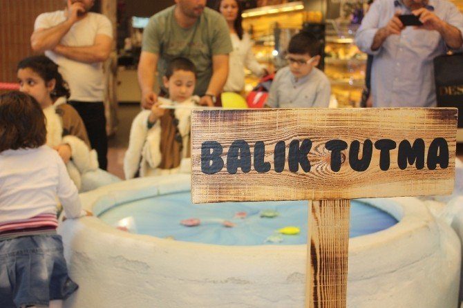 Forum Gaziantep, Eskimo Olmak İsteyen Minikleri Bekliyor