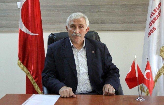 Siirt Gazi Ve Şehit Aileleri Dernekleri Federasyonu'ndan 'Dokunulmazlık' Açıklaması