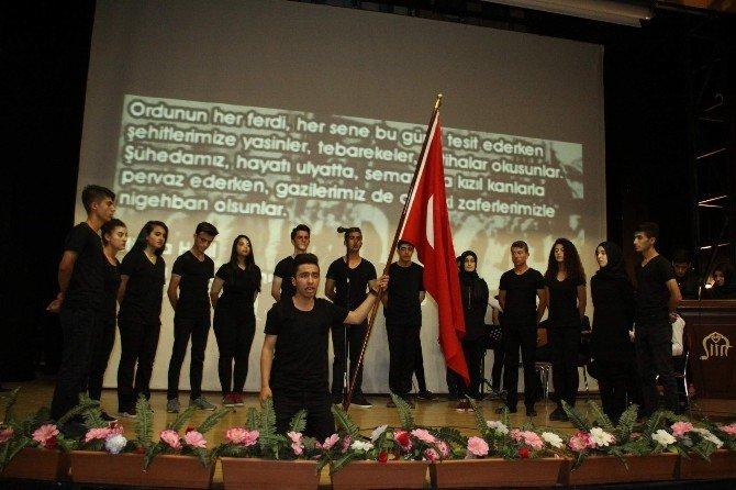 Siirt'te Kut'ül Amare Zaferi'nin 100'üncü Yıl Anma Etkinlikleri Düzenlendi