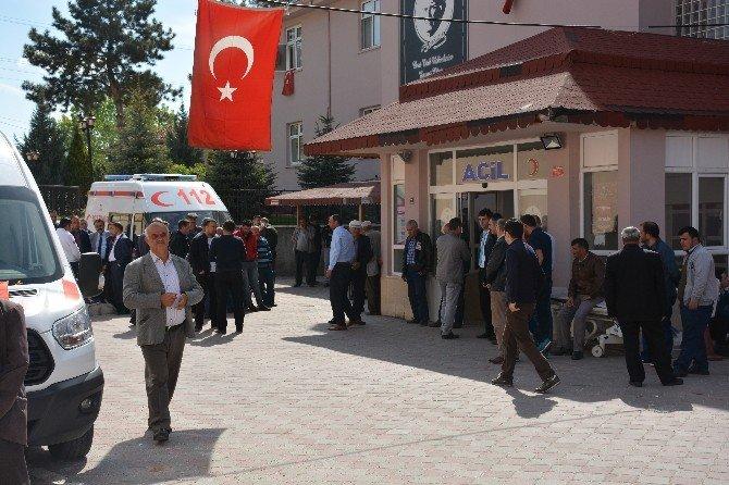 Şehit Serdal Uyanık'ın Cenazesi Ilgaz'a Getirildi