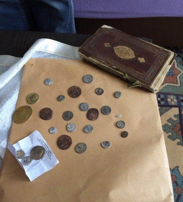 Sivas'ta Tarihi Eser Operasyonu: 13 Gözaltı