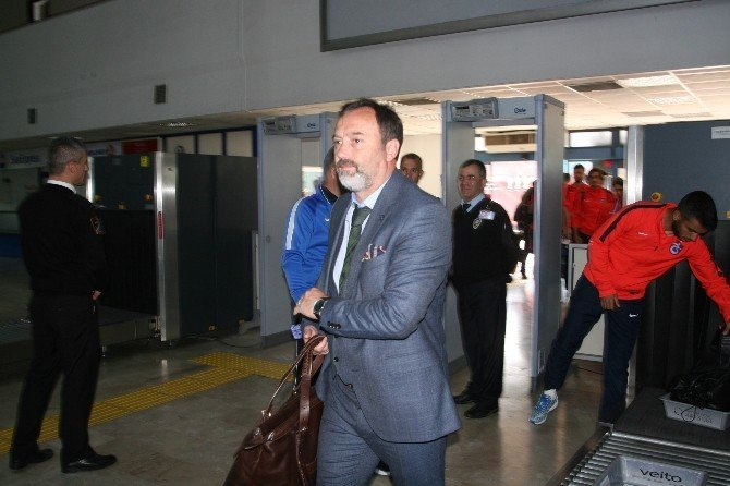Trabzonspor, Eskişehir'e Gitti