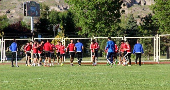 Kayserispor'da Beşiktaş Maçı Hazırlıkları