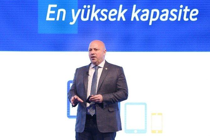 Turkcell, İlk Çeyrekte Data Ve Servislerde Yüzde 31,1 Büyüdü