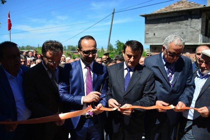 Cevizdere Camisi İbadete Açıldı