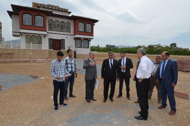 """Yeşilyurt Belediyesi """"Medeniyet Sanat Araştırmaları Merkezi"""" Kurdu"""
