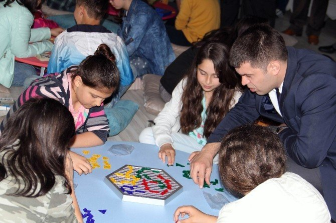 Öğrencilere Matematiği Sevdirecek Proje