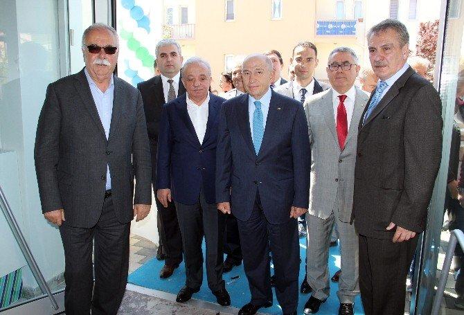 Clk Uludağ Çanakkale Bölge Yönetmenliği Hizmete Açıldı