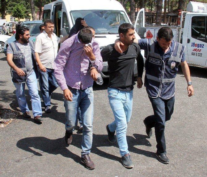 Adana Sokaklarında Uyuşturucu Taciri Avı