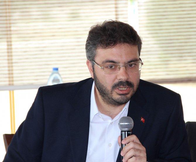 Özmen, AK Parti Aydın İl yeni yönetimiyle bir araya geldi