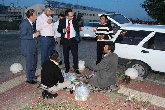 ADÜ Rektörü Bircan Can Ailesinin Sofrasına Konuk Oldu