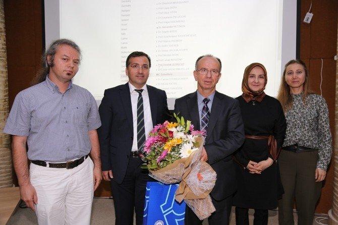 ADÜ'de 'Cost Projeleri Ve Uluslararası İşbirlikleri Konferansı' Gerçekleştirildi