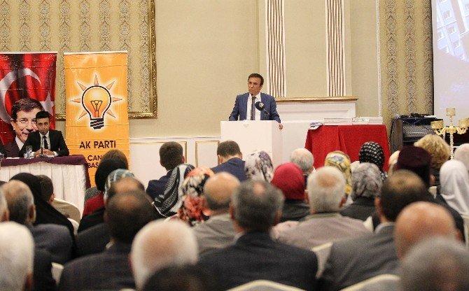 AK Parti Canik İlçe Danışma Toplantısı