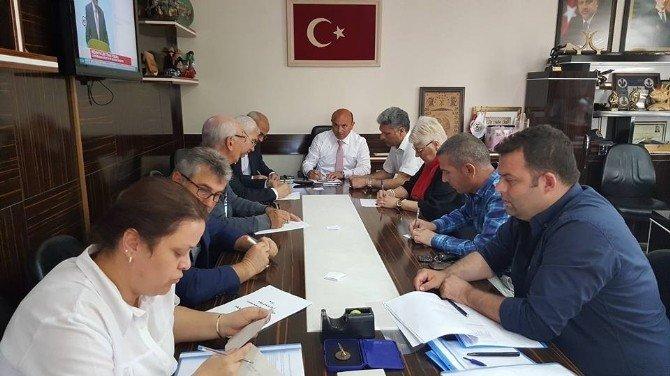 Altınova'da Birlik Toplantıları Yapıldı