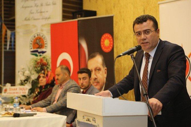 AK Parti Atakum İlçe Danışma Toplantısı