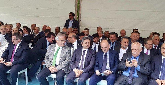 Başbakan Davutoğlu Muş'ta