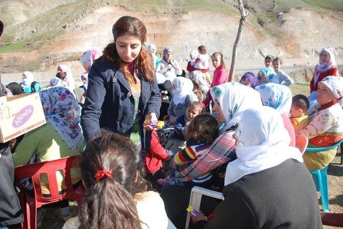 Belediye Eşbaşkanı Daşdemir Kadınlarla Bir Araya Geldi